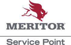 Meritor Service Point Logo